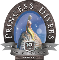 Scuba Diving Phi Phi Island Princess Divers